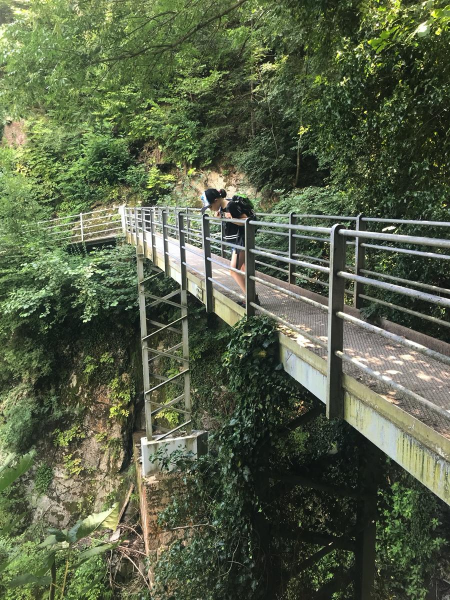 Südtiroler Brückentechnologie.